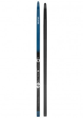 Cross-country skis Salomon SNOWS 7 POSIGRIP PM PLK AUTO