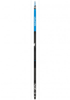 Cross-country skis Salomon RC10 eSKIN X-Hard + PSP