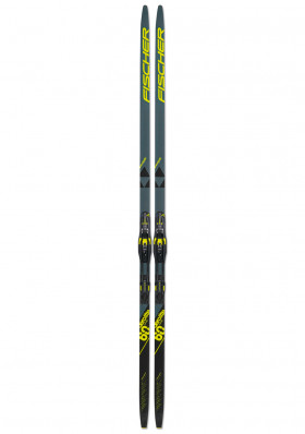 Cross-country skis Fischer AEROLITE COMBI 60 + RACE COMBI