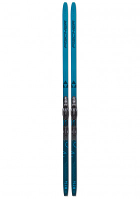 Cross-country ski FISCHER CRUISER EF + CONTROL STEP IN