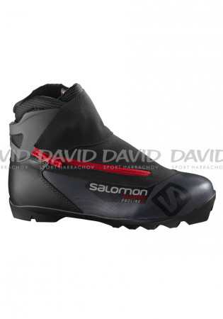 detail SALOMON ESCAPE 6 PROLINK 17 18 75adca5806