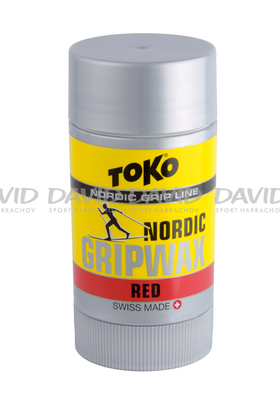 Toko Nordic Grip Wax Red 0/-10 st.