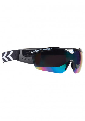 Cross-country glasses One Way Podium Black