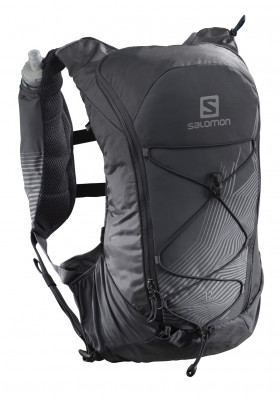 Running backpack Salomon Agile 12 Nocturne Black