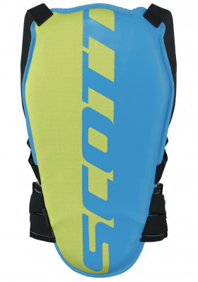 Scott Back Protector Jr Actifit blue/green