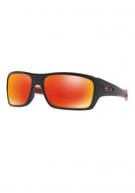 3b62c320b52 OAKLEY 9263-15 MOTO GP TURBINE BLK JADE IRID Sunglasses