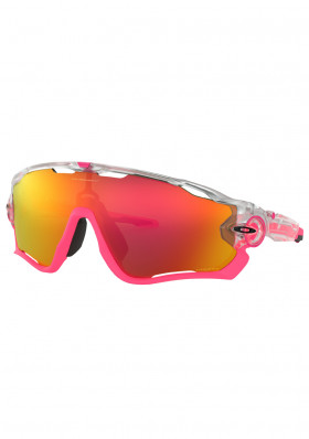OAKLEY 9290-3931 Jawbreaker Crystal Pop w/ PRIZM Ruby
