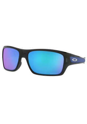 OAKLEY Sunglasses 9263-5663 Turbine Black Ink w / PRIZM Sapph