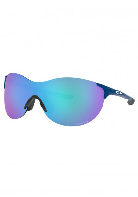 Ladies' OAKLEY Sunglasses 9453-0437 EVZero Ascend Poseidon w / PRIZM Sapph