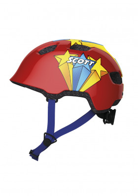 SCOTT CHOMP (CE) RED Children's bicycle helmet