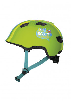 SCOTT CHOMP GREEN Children's bicycle helmet