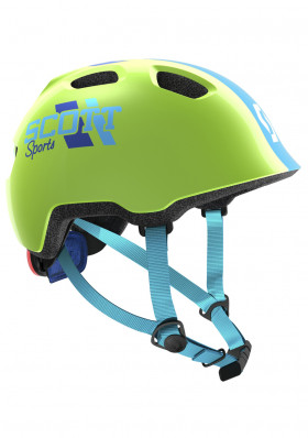 Bike helmet Scott SCO Helmet Chomp 2 (CE) green