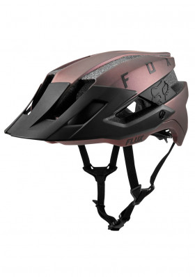 Fox Flux Helmet Solid black iridium