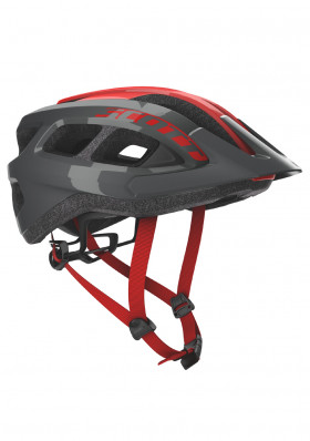 Scott Helmet Supra (CE) grey/red