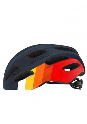 Cycling helmet Giro Isode Mat Midnight Bars