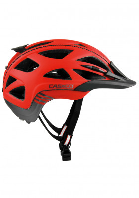 Cycling helmet Casco Activ 2 Red-Anthrazit