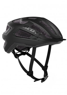 Scott Helmet Arx (CE) Black cycling helmet