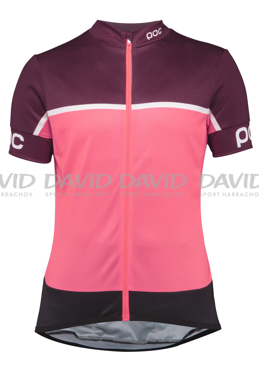 Ladies bike jersey Poc Essential Road WO Block