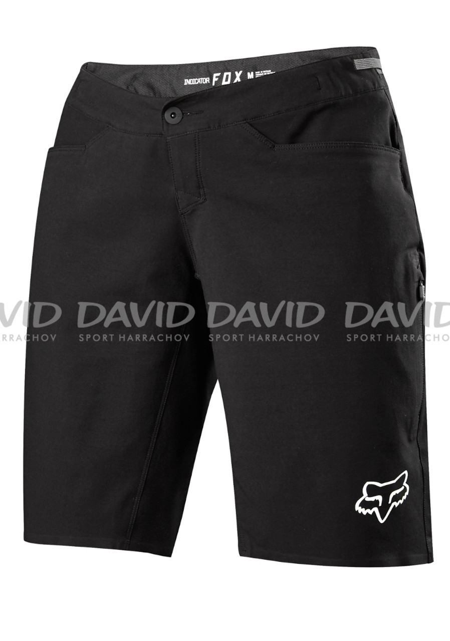 Bicycle shorts Fox Womens Indicator black