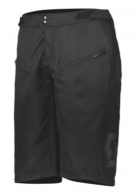 Scott Shorts M's Trail Vertic w/pad black