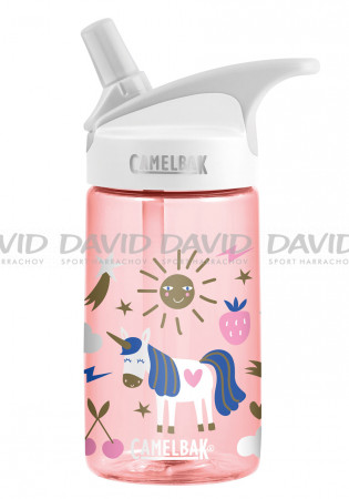 detail Bottle CAMELBAK EDDY KIDS 0,4L UNICORNS