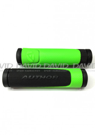detail Grips Author AGR R600 D3 Blk / Gree