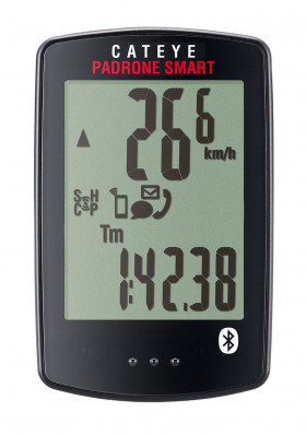 Cateye CAT Padrone Smart Speedometer (PA500B)