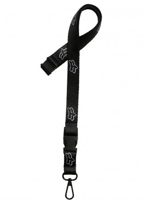 Fox 18727 Fox Head Aircraft Lanyard Black