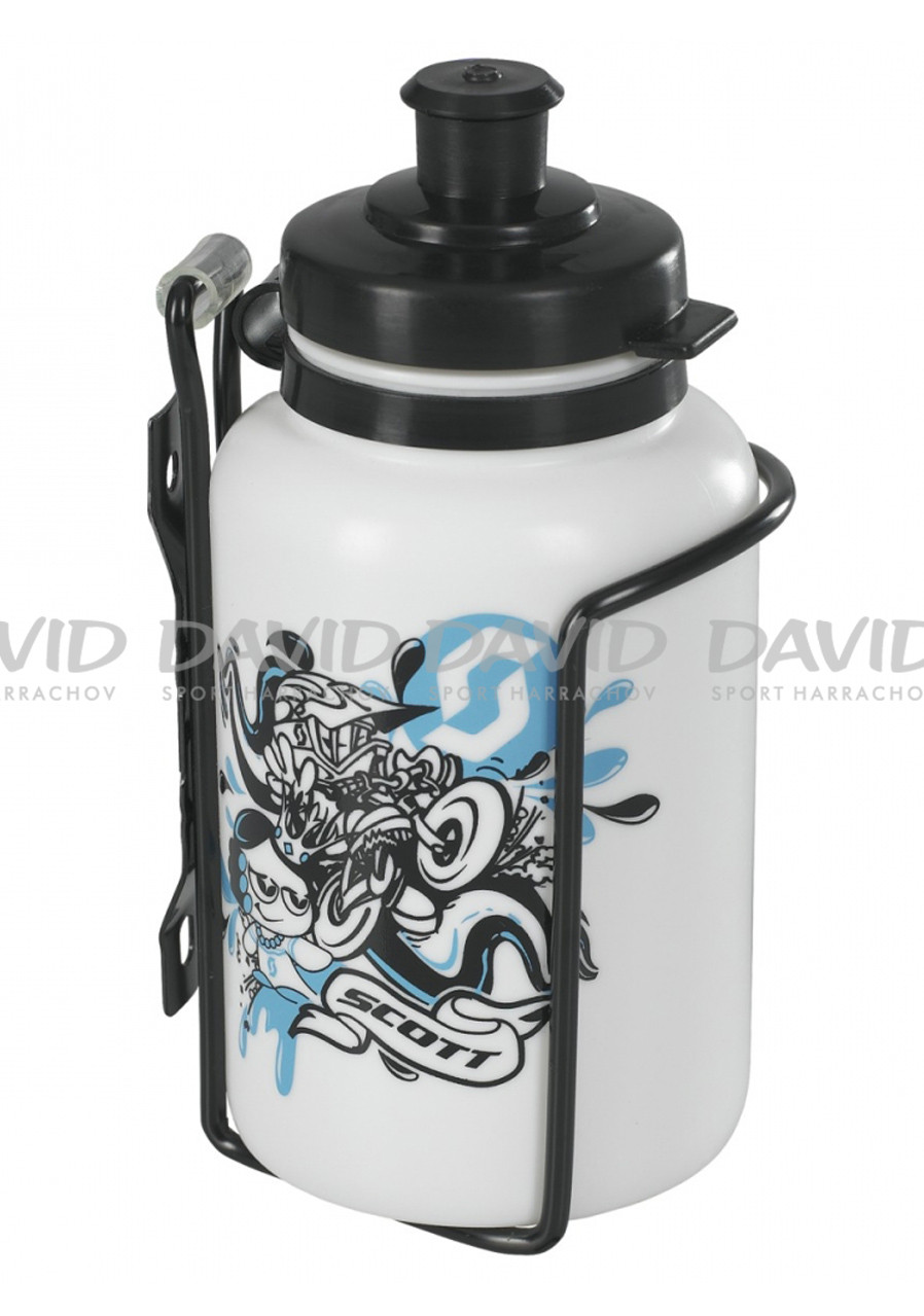 Scott SCO Water bottle 0.3l+Cage Kids Kit