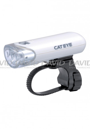 detail Front light Cateye HL-EL 135 Whi
