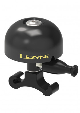 Bell Lezyne Classic Brass Medium All Black