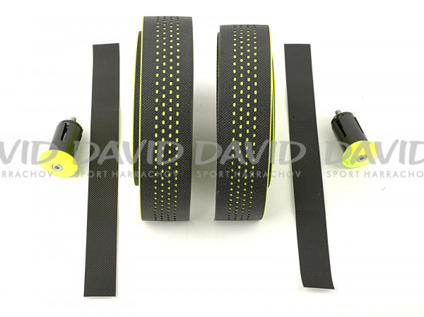 detail Grip Author AGR-Gel X7 black / yellow-neon