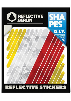 Reflective Berlin Shapes - Universal Kit - wyr