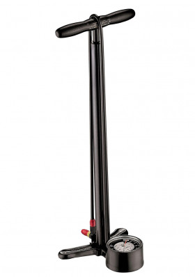 Pump  Lezyne Classic Floor Drive Metallic Black pumpička