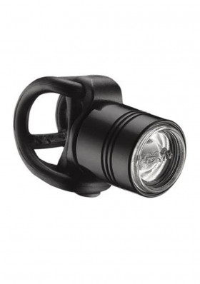 Front light Lezyne LED Femto Drive Front Polish/HI Gloss