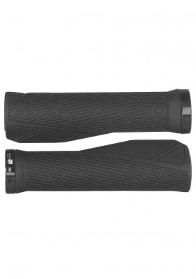 Scott SYN Grips Comfort, Lock-On BLACKs
