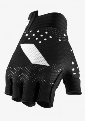 Women's cycling gloves 100% Exceeda Gel W Short Finger glove