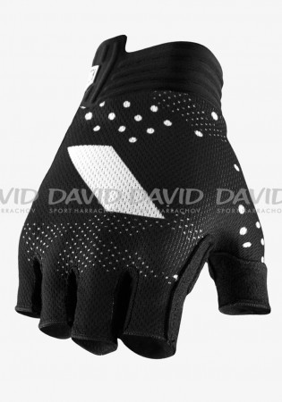 detail Women's cycling gloves 100% Exceeda Gel W Short Finger glove
