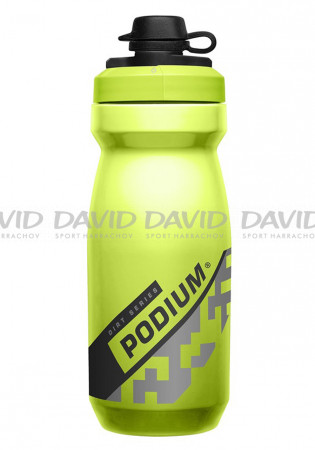 detail Bottle Camelbak Podium Dirt Series 0,62l Lime