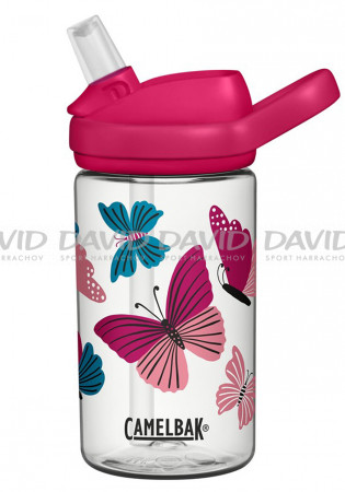 detail Bottle Camelbak Eddy+Kids 0,4l Colorblock Butterflies