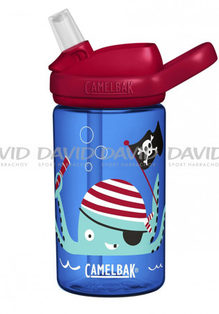 detail Baby bottle CAMELBAK Eddy+ Kids 0,4l Octo Pirate
