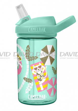 detail Baby bottle Camelbak Eddy+Kids 0,4l Pool Cats