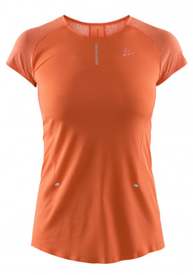 Women's T-shirt Craft 1907000 Nanoweight Orange