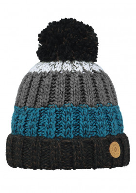 Children hat BARTS WILHELM BEANIE BOYS BLACK