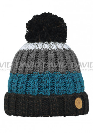 detail Children hat BARTS WILHELM BEANIE BOYS BLACK