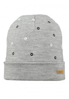 Children hat BARTS HOLDEN BEANIE HEATHER GREY