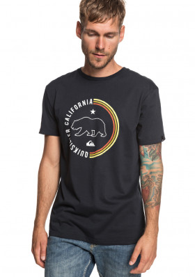 Men's T-Shirt Quiksilver EQYZT05311 The Cub CA