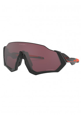 Sunglasses OAKLEY 9401-1337 Flight Jacket Ignite w/ PRIZM Rd Blk