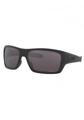 Sunglasses Oakley 9263-6263 Turbine Matte Black w/ PRIZM Grey Pol
