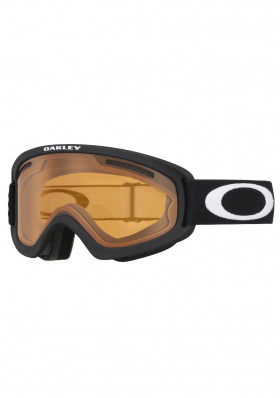 Kids ski goggles Oakley 7114-02 OF2.0 PRO Youth Matte Black w/Persim&DkGry